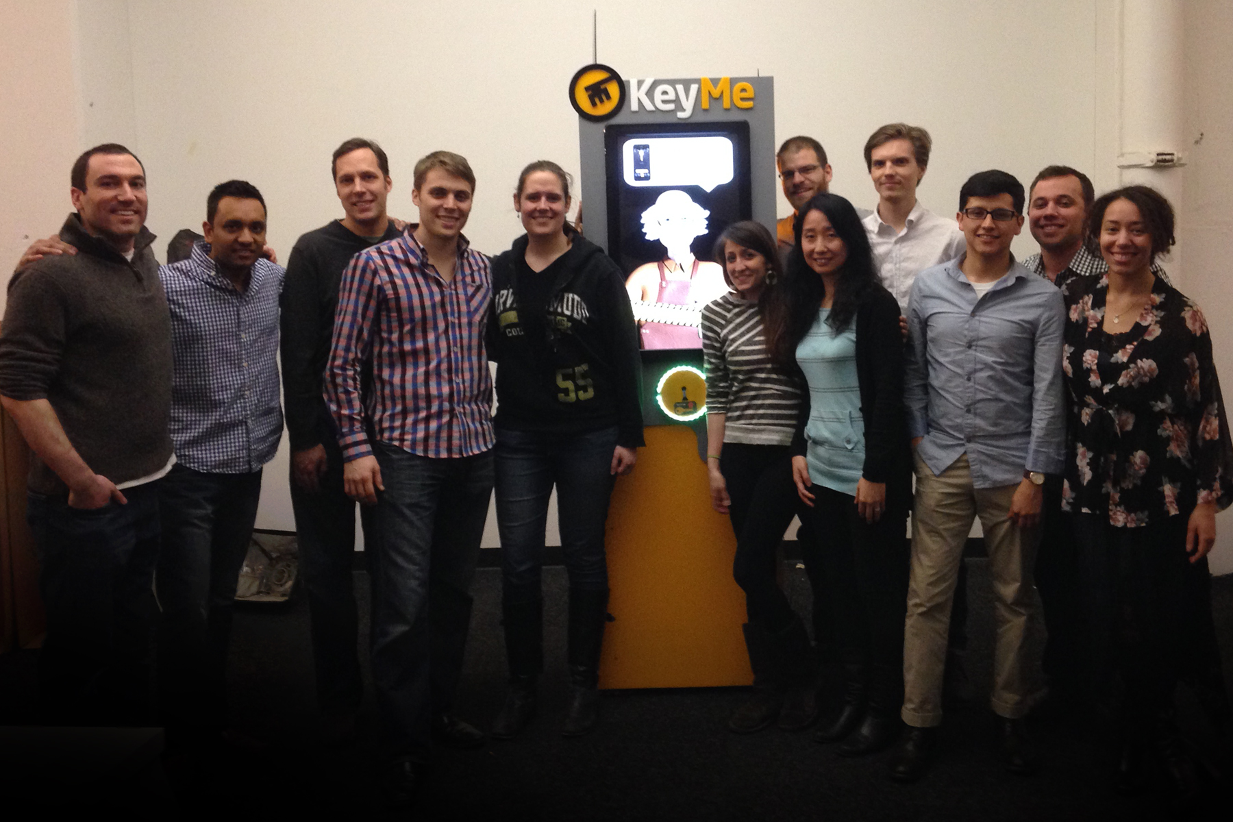 KeyMe's Key Duplication Technology Team