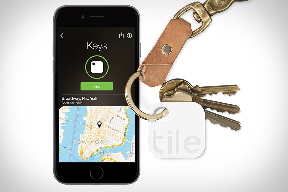 Tile is based on Bluetooth so you won't lose things close by