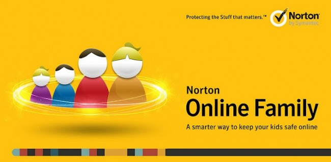 Norton Family protects kids online