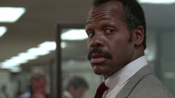 Murtaugh would never get locked out
