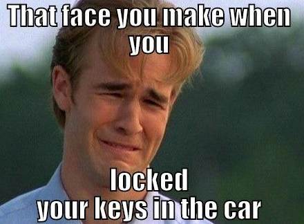 what getting locked out feels like keyme keyme blog