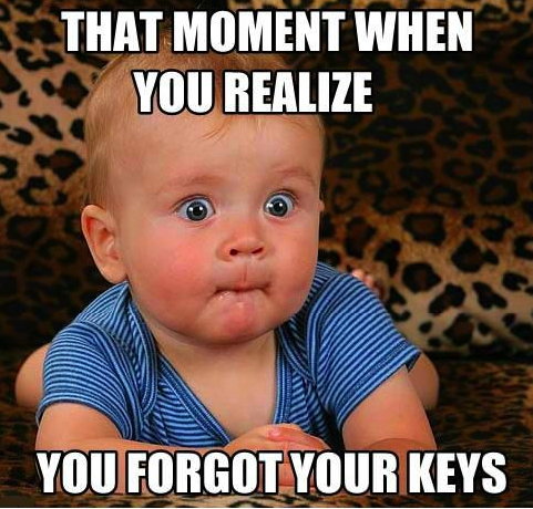 Keys Made Near Me >> What Getting Locked Out Feels Like | KeyMe | KeyMe Blog
