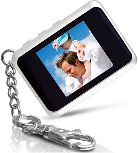 Coby Digital Photo Keychain