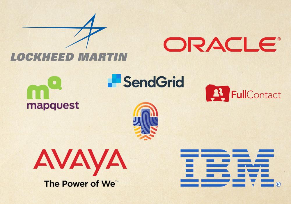 Denver Tech Companies Array