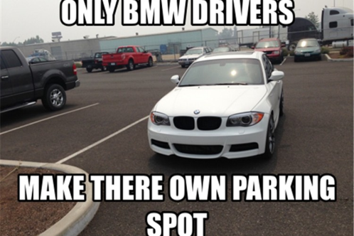 BMW Drivers meme 1