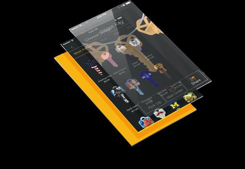 App 3-D View