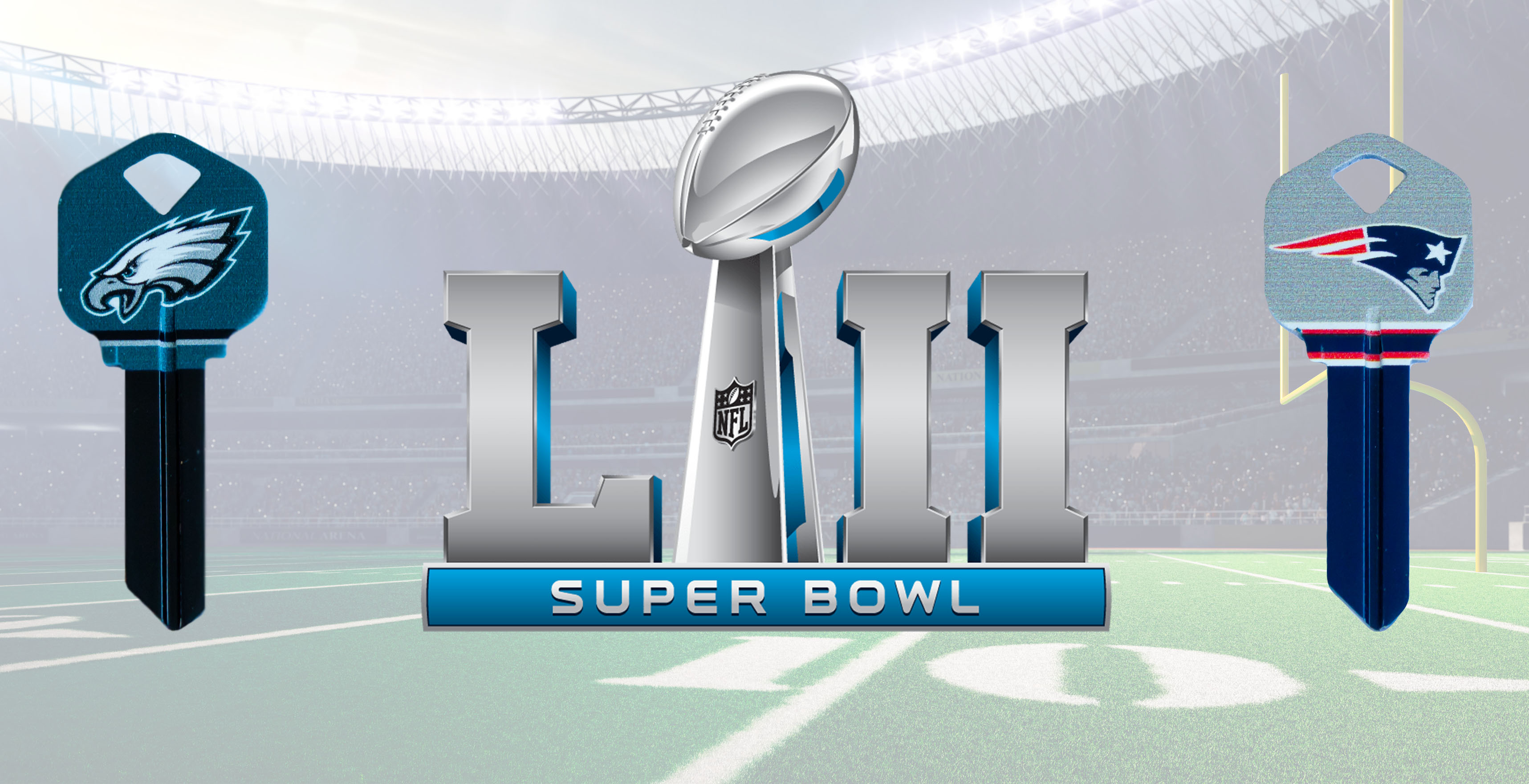 Super Bowl Keys to the Game Blog Banner
