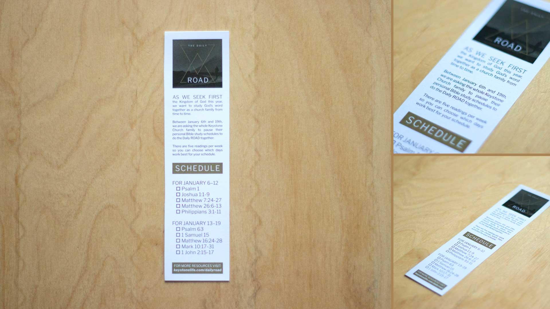 ROAD-Web-Bookmark