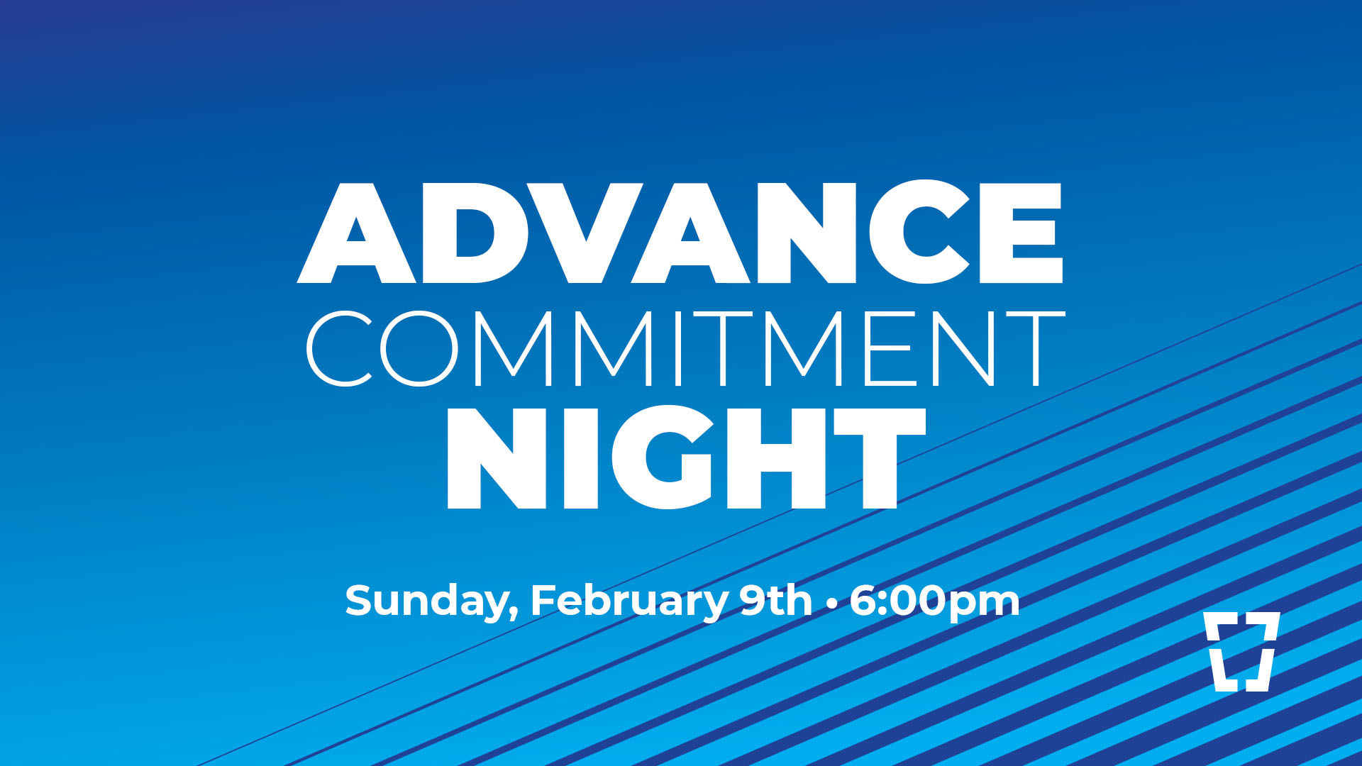 Advanced-Commitment-Date
