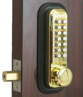 Keypad Locks:  A Review Of the 2210BB Digital Deadbolt