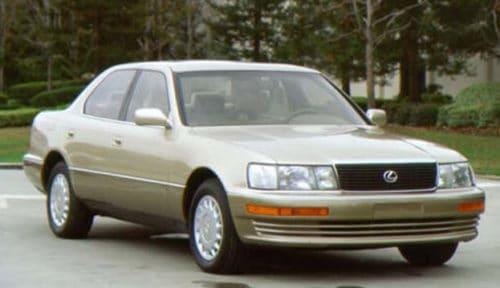 1989 Lexus