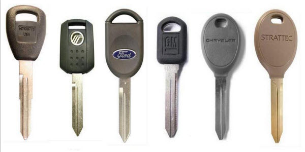 We make car key replacements