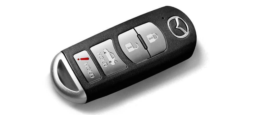 Mazda Keyless Remote Programming