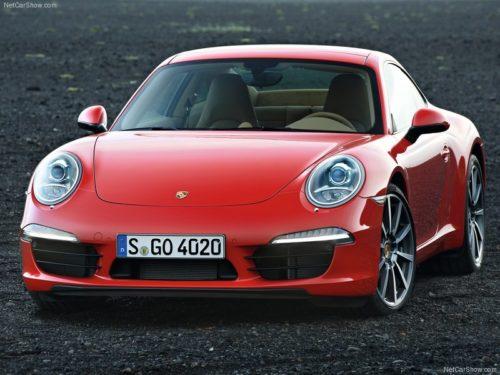 Porsche-911 Carrera 2013