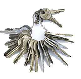 Are you still carrying a huge ring of keys for all your apartments?