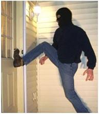 Has your home been broken into? We can repair your damaged doors.