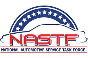 National Automotive Service Task Force logo