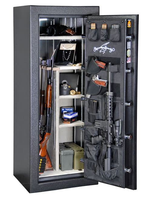 Photo of an American Security BF6024 Gun Safe
