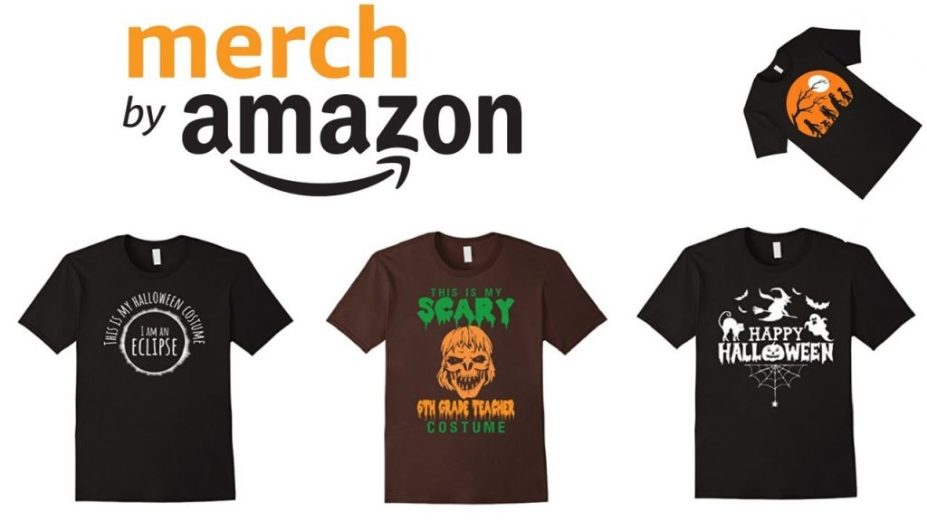 b5279bc0a047 Amazon Merch: A Complete BEGINNER'S Guide Merch by Amazon
