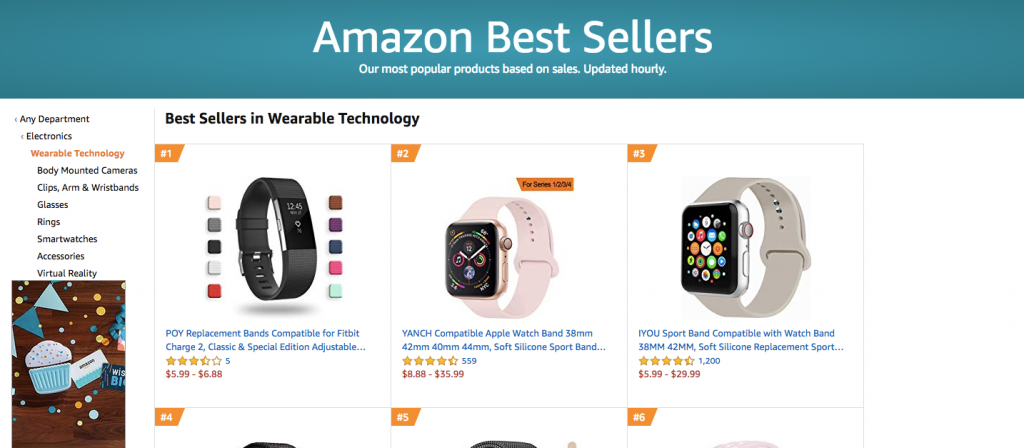 7215c3c699 Since social proof is a big factor in influencing shoppers, having the  Amazon best seller badge shows buyers that the product is highly sought  after and ...