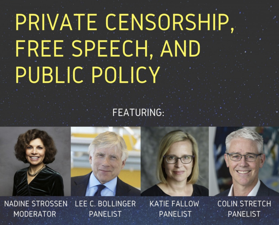 Does the First Amendment Need to be Recalibrated for the Digital Age?
