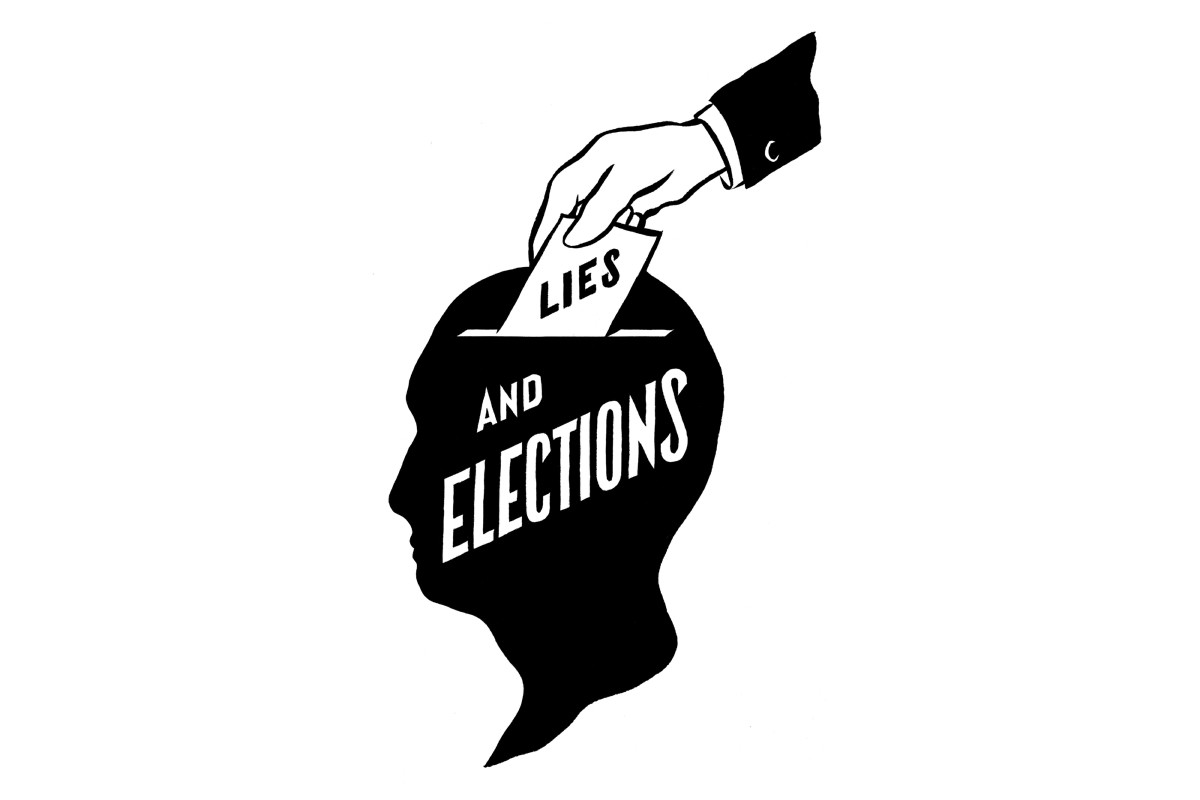 Lies and Elections