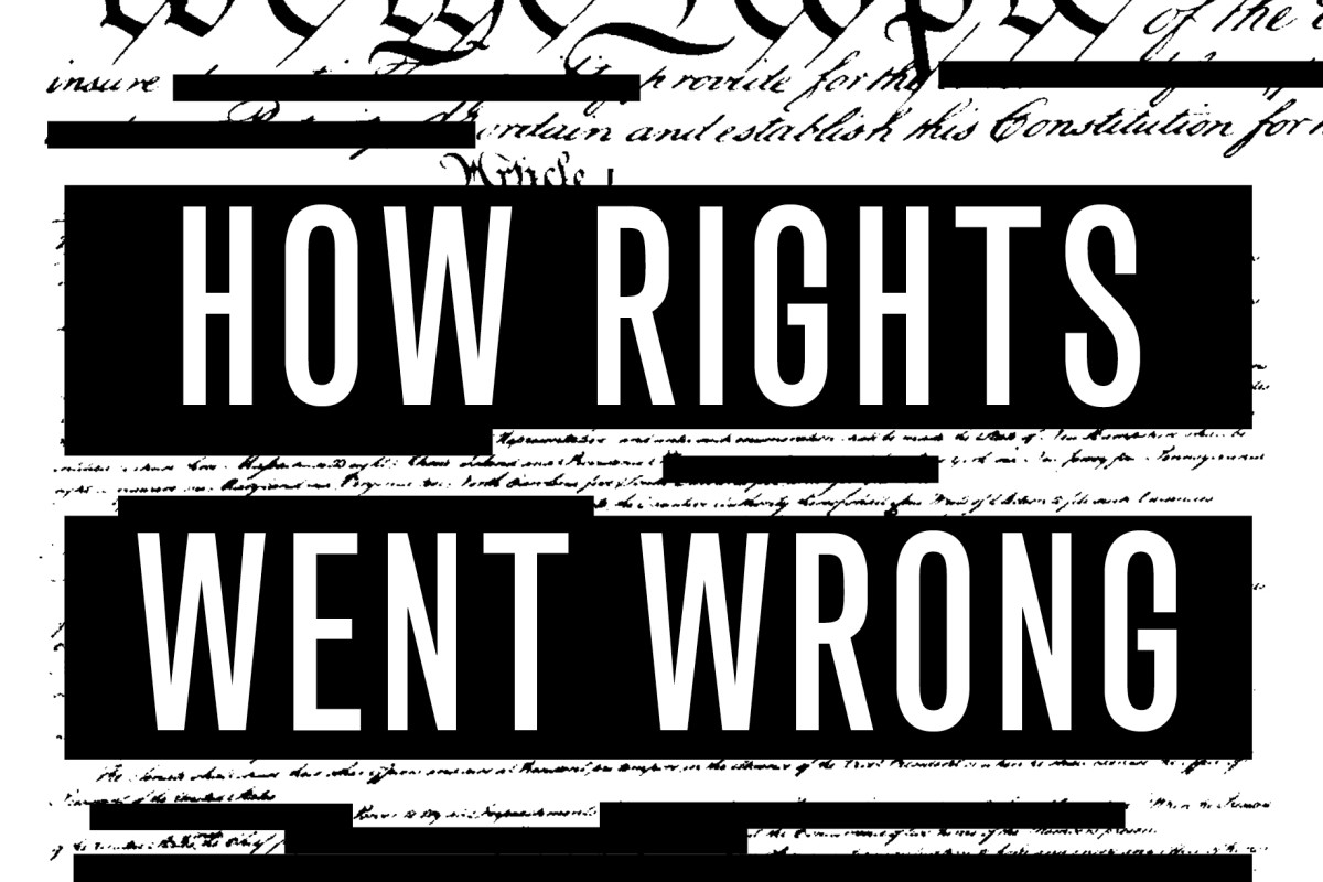 Book Talk: How Rights Went Wrong