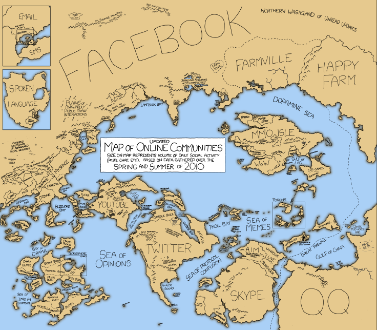 Detail of map by Randall Munroe