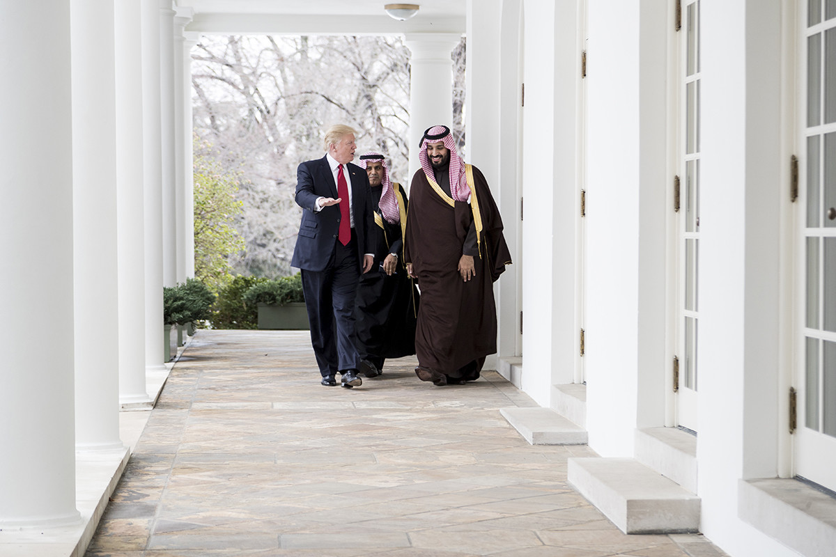How America Can Deliver Justice for Jamal Khashoggi