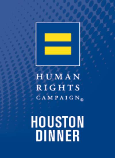 HRC Houston 23rd Annual Gala Dinner