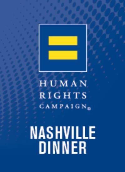 HRC Nashville Equality Dinner