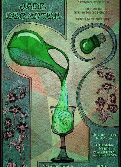 The Jade Decanter