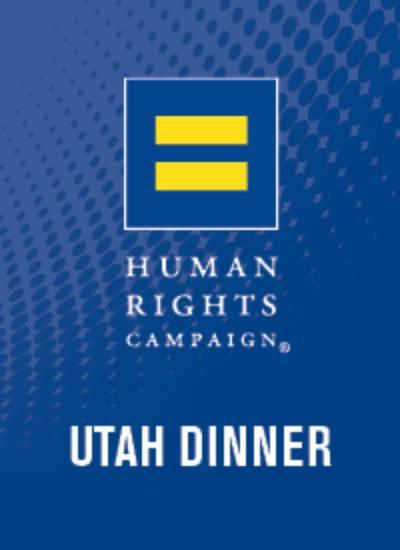 16th Annual HRC Utah Dinner