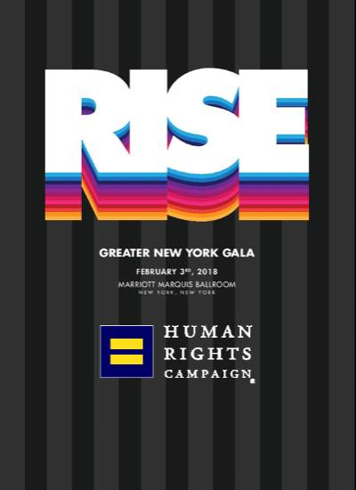 HRC Greater New York Gala 2018