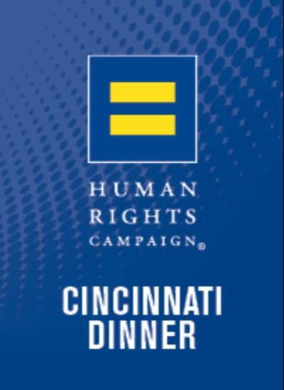 HRC Greater Cincinnati Dinner