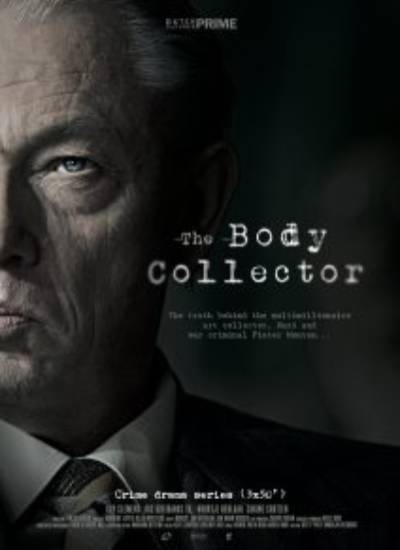 New Jersey Jewish Film Festival 2018:  The Body Collector