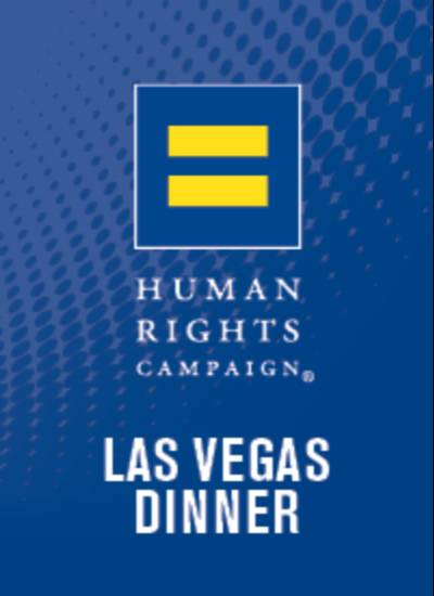13th Annual HRC Las Vegas Dinner