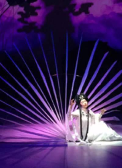 Chinese Opera Performance with artist Qian Yi