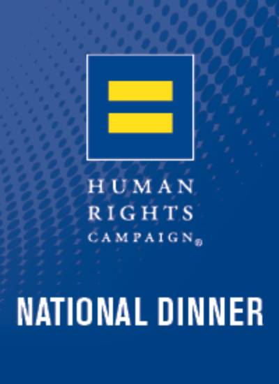 22nd Annual Human Rights Campaign National Dinner