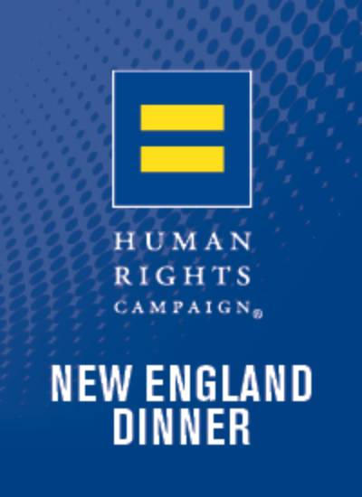 37th  Annual HRC New England Dinner