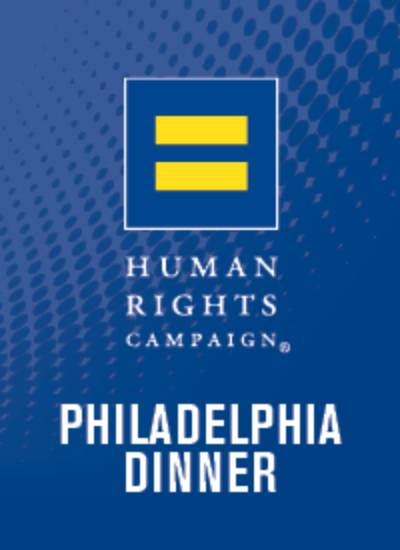 2019 HRC Greater Philadelphia Dinner