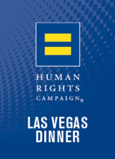 14th Annual HRC Las Vegas Dinner