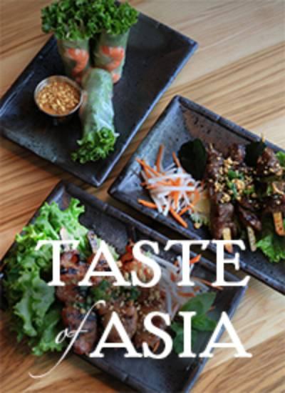 Taste of Asia