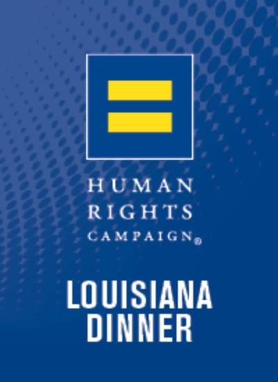 2019 HRC Louisiana Dinner