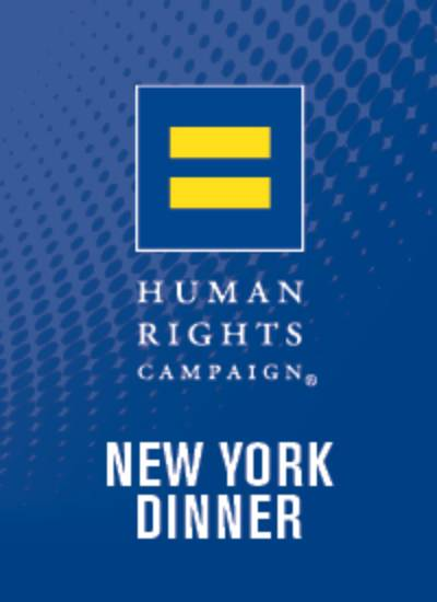 HRC Greater New York Gala 2020