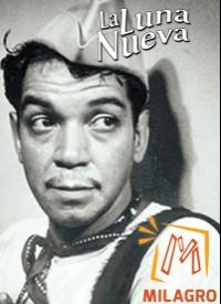 Movie night with Cantinflas