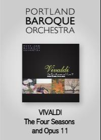 2 CD: Vivaldi Four Seasons and Opus 11