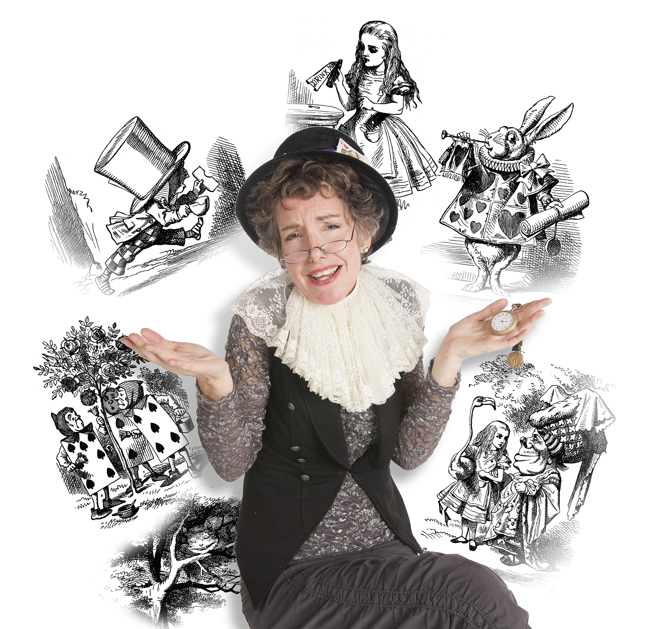 Alice's 1-Woman Wonderland