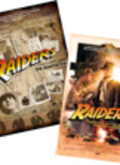 RAIDERS! Double Feature