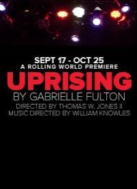 UPRISING by Gabrielle Fulton